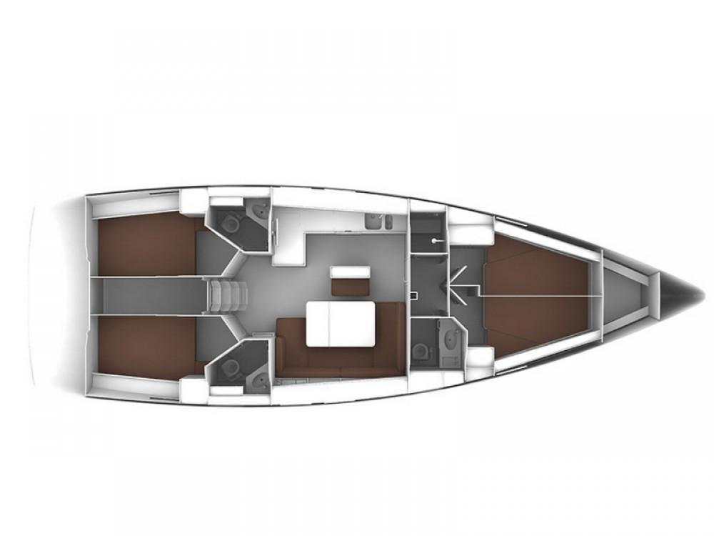 Bavaria Bavaria Cruiser 46 entre particulares y profesional Marina Lanzarote