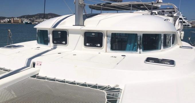 Alquiler Catamarán en Ibiza (Ciudad) - Lagoon Lagoon 380 S2