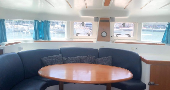 Lagoon Lagoon 380 S2 entre particulares y profesional Ibiza (Ciudad)