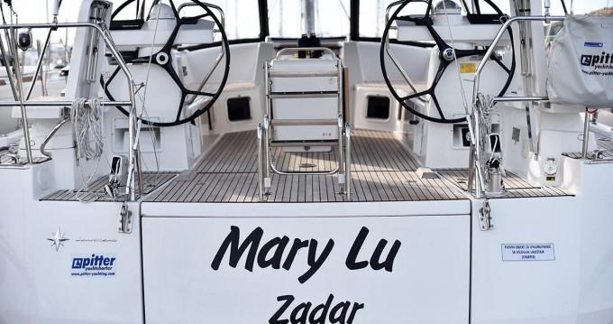 Alquiler de barcos Trogir barato de Jeanneau 54