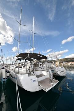 Alquiler de yate Trogir - Jeanneau Jeanneau 54 en SamBoat