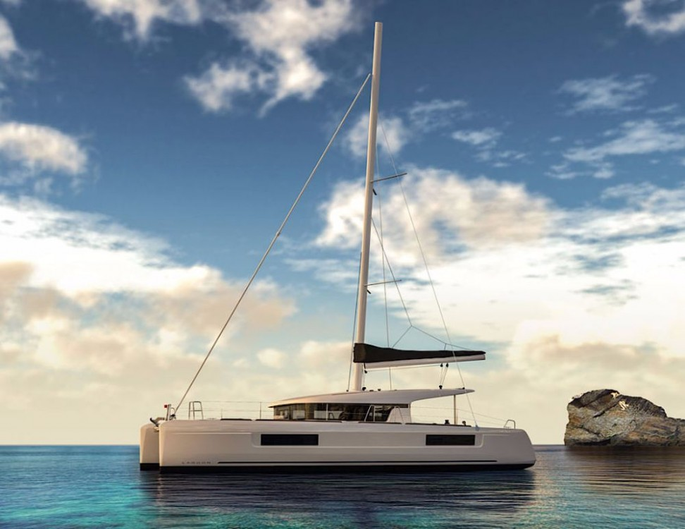 Alquiler Catamarán en Croazia - Lagoon Lagoon 40 - 4 + 2 cab