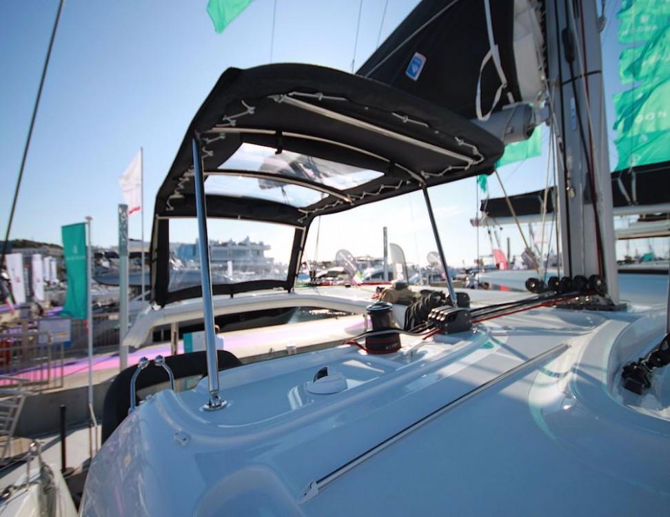 Alquiler de barcos Lagoon Lagoon 40 - 4 + 2 cab  enCroazia en Samboat