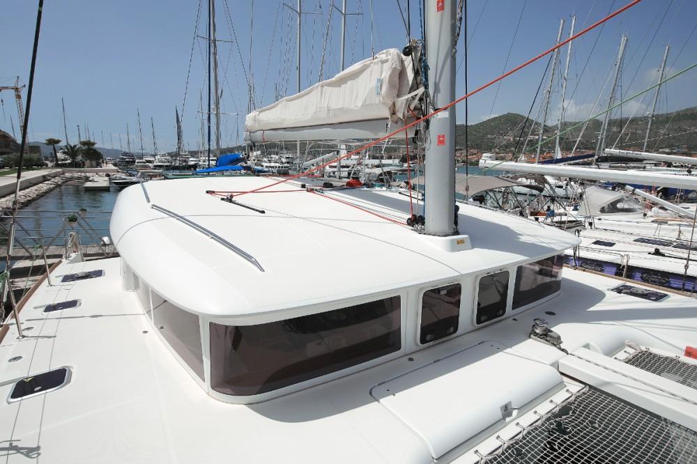 Alquiler de yate Trogir - Lagoon Lagoon 400 en SamBoat