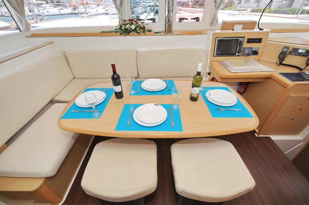 Alquiler Catamarán en Trogir - Lagoon Lagoon 400