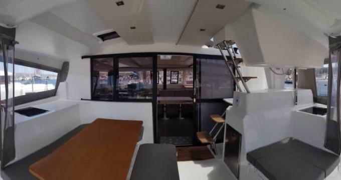 Alquiler Catamarán en Atenas - Fountaine Pajot Astrea 42