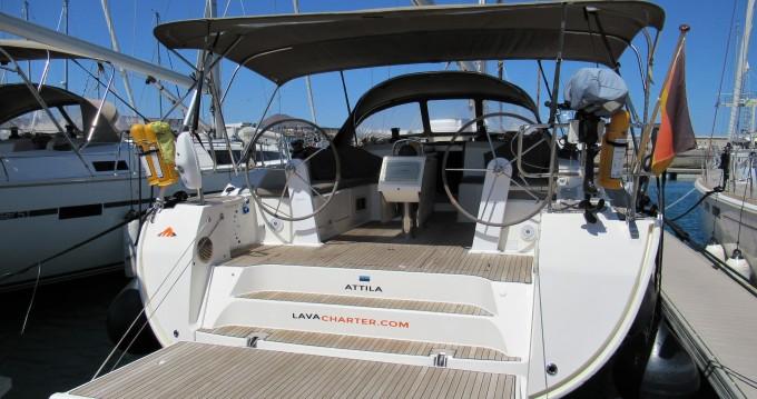 Bavaria Cruiser 51 entre particulares y profesional Lanzarote