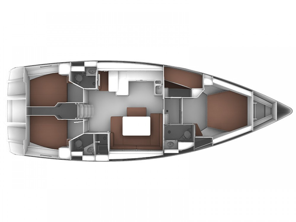 Alquiler de Bavaria Bavaria Cruiser 51 en Arrecife