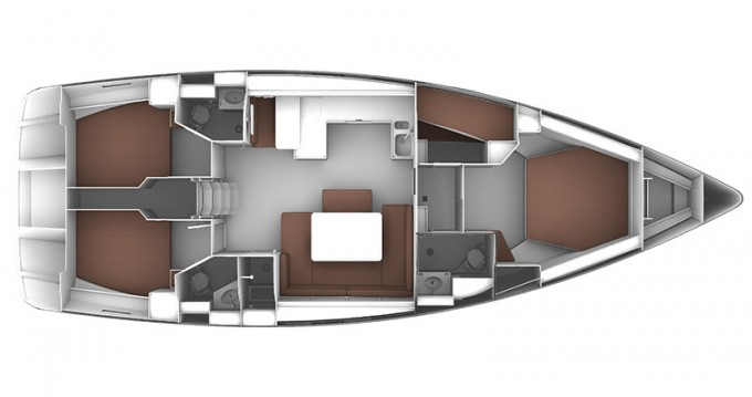 Alquiler de barcos Lanzarote barato de Cruiser 51