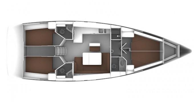 Alquiler Velero en Cagliari - Bavaria Cruiser 46