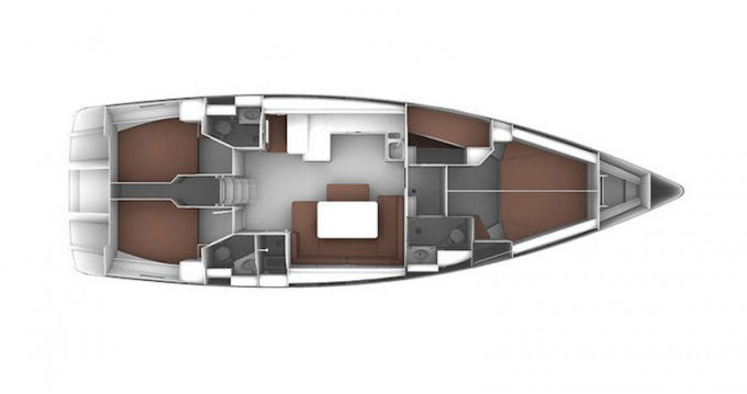 Alquiler de Bavaria Cruiser 51 en Cannigione