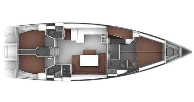 Alquiler de Bavaria Cruiser 51 en Cagliari