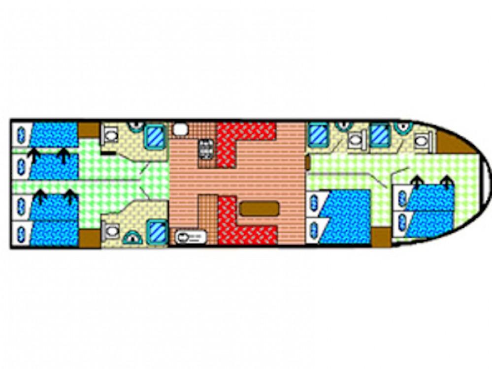 Alquiler Lancha en Capestang -  EuroClassic 149