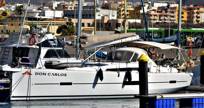 Alquiler de barcos Lanzarote barato de Dufour 512 GL
