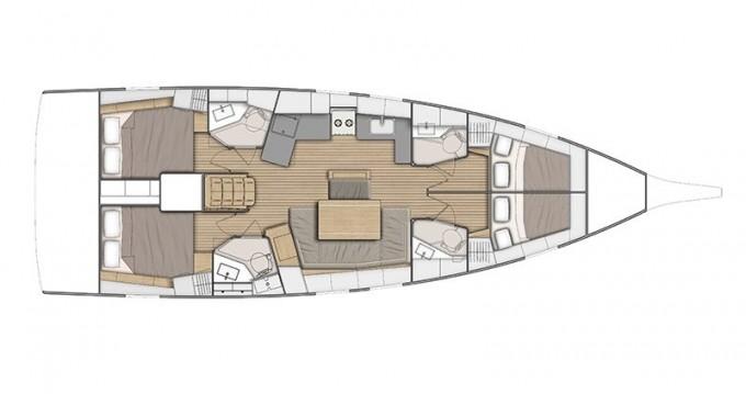 Alquiler de barcos Bénéteau Oceanis 46.1 enSalerno en Samboat