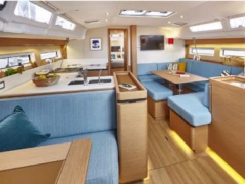 Alquiler de Jeanneau Sun Odyssey 490 en Marina di Portisco