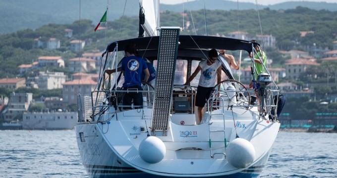 Alquiler de barcos Jeanneau Sun Odyssey 42 DS enCastiglioncello en Samboat