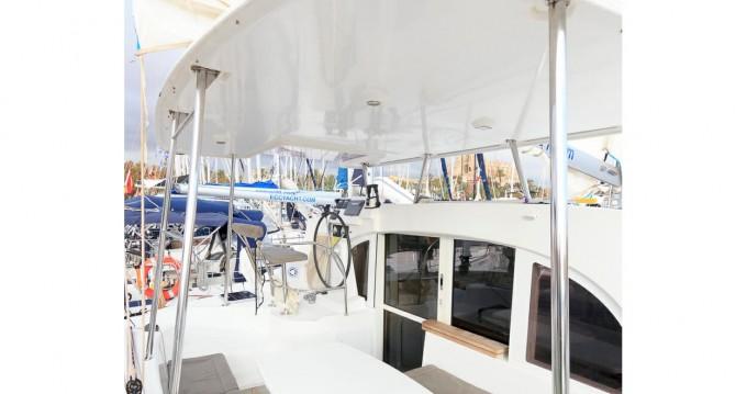 Alquiler Catamarán en Palma de Mallorca - Lagoon Lagoon 380