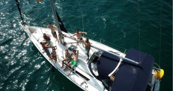 Alquiler de Jeanneau Sun Odyssey 36i en Barcelona