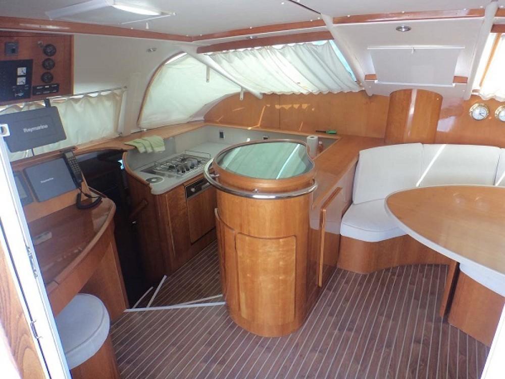 Alquiler de yate Donji Seget - Alliaura Privilege 465 en SamBoat