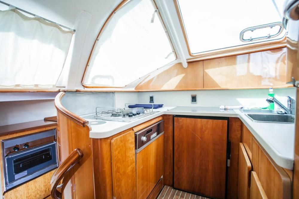 Alquiler Catamarán en Donji Seget - Alliaura Privilege 465