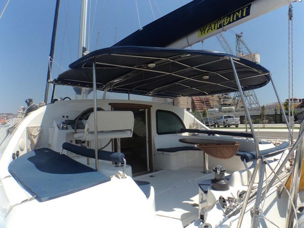 Alquiler Catamarán Alliaura con título de navegación