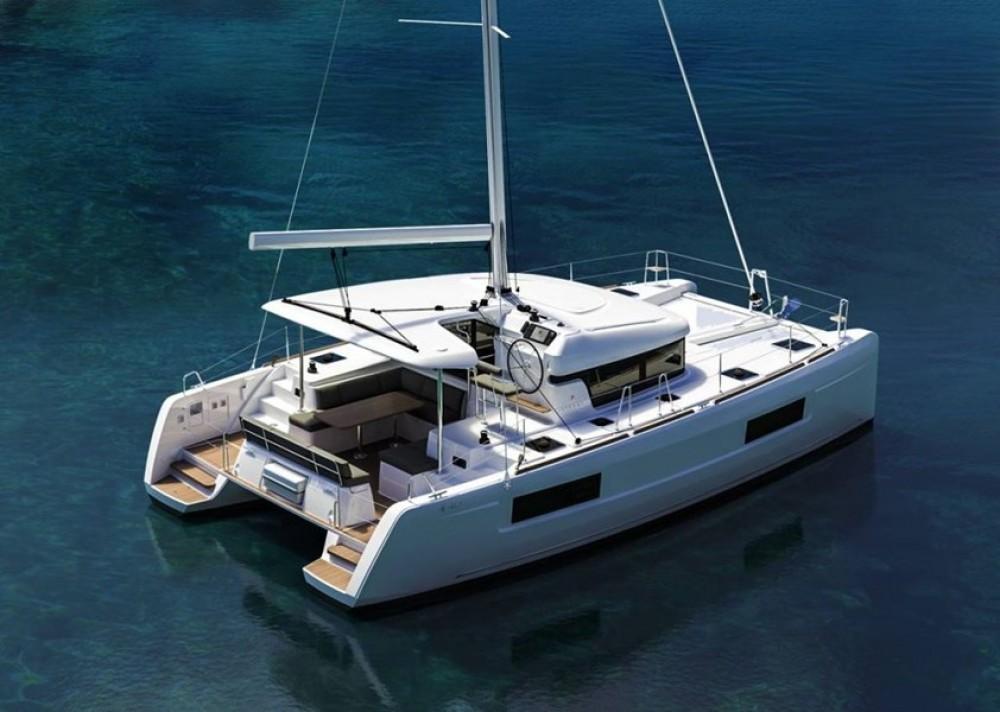Alquiler Catamarán en Seget Donji - Lagoon Lagoon 40 - 4 + 2 cab