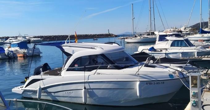 Alquiler de yate Cambrils - Bénéteau Antares 7 en SamBoat