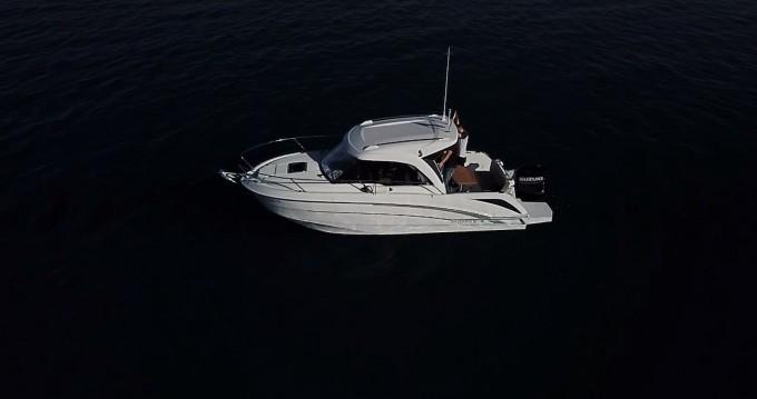 Alquiler de barcos Cambrils barato de Antares 7