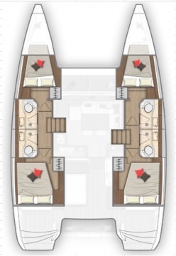 Catamarán para alquilar Donji Seget al mejor precio