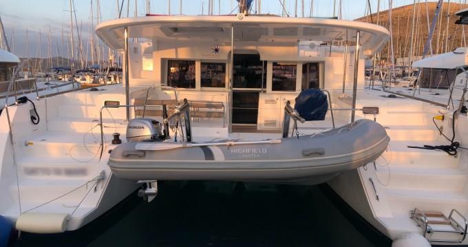 Alquiler de barcos Lagoon Lagoon 450 F enDonji Seget en Samboat