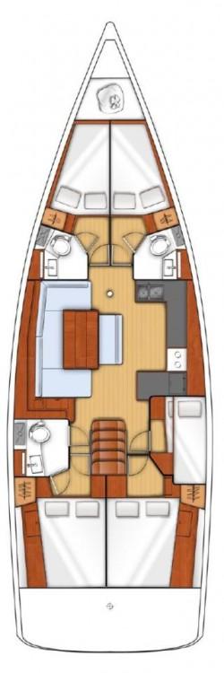 Alquiler de barcos Bénéteau Oceanis 48 en en Samboat