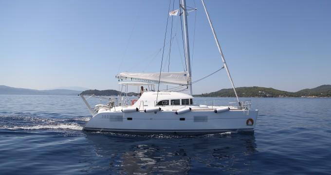 Alquiler Catamarán en Volos - Lagoon Lagoon 380