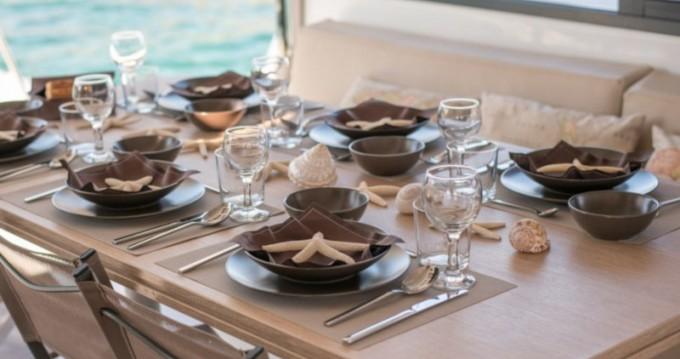 Alquiler de Bali Catamarans Bali 4.3 en Préveza