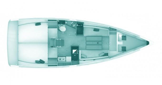 Alquiler de barcos Jeanneau Sun Odyssey 349 enVolos en Samboat