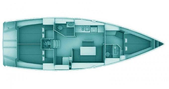 Alquiler de barcos Skópelos barato de Cruiser 40