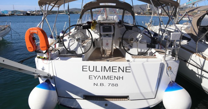 Jeanneau Sun Odyssey 419 entre particulares y profesional Volos
