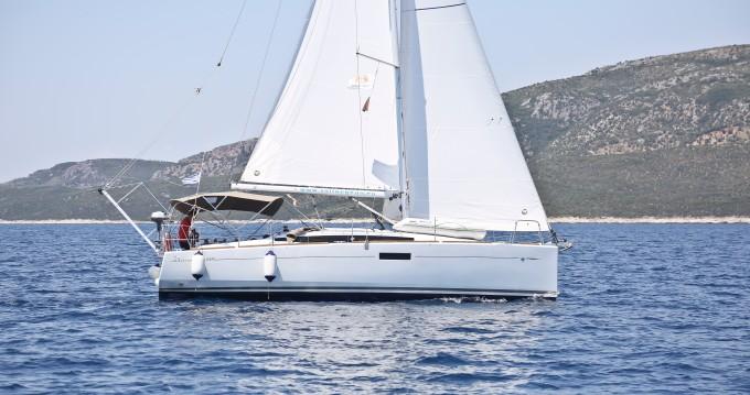 Jeanneau Sun Odyssey 349 entre particulares y profesional Volos