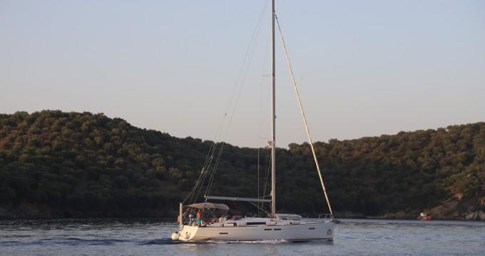 Alquiler de yate Volos - Jeanneau Sun Odyssey 439 en SamBoat