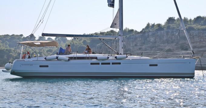 Alquiler de yate Volos - Jeanneau Sun Odyssey 509 en SamBoat
