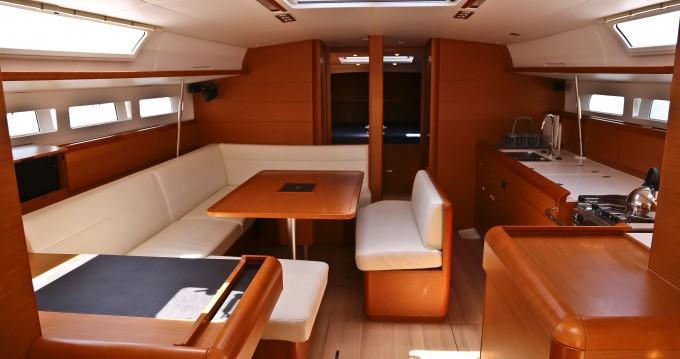 Alquiler Velero en Volos - Jeanneau Sun Odyssey 509
