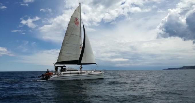 Alquiler de yate l'Escala - Pradere & Fills EDEL STRAT 35 en SamBoat