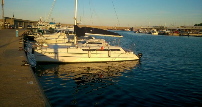 Alquiler de barcos Pradere & Fills EDEL STRAT 35 enl'Escala en Samboat