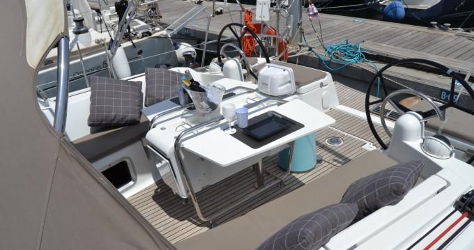 Alquiler de yate Valencia - Jeanneau SUN ODYSEEY 449 en SamBoat
