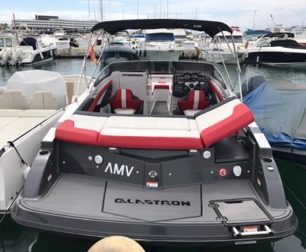 Alquiler de yate Isla de Ibiza - Glastron GTS 245 en SamBoat