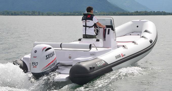 Alquiler de barcos Pianottoli-Caldarello barato de D650 DS Spécial