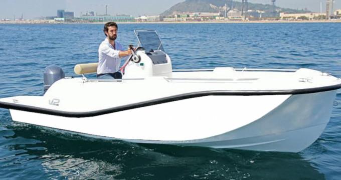 Alquiler de Lancha, con o sin patrón V2-Boat Formentera