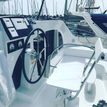 Lagoon 38 entre particulares y profesional Isla de Ibiza
