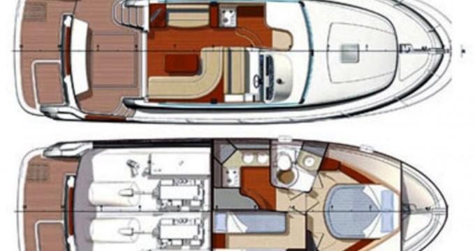 Alquiler Lancha en Ragusa - Jeanneau Prestige 36