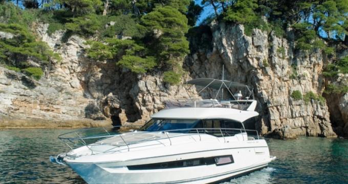 Alquiler de barcos Jeanneau Prestige 460 enRagusa en Samboat